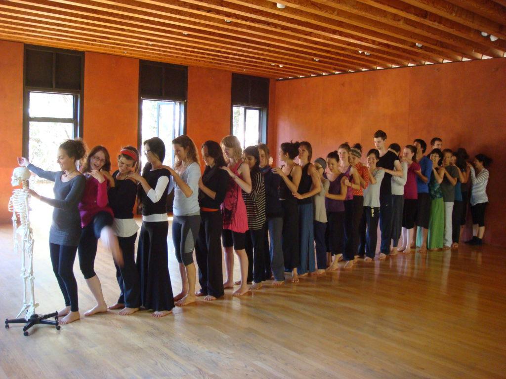 Tamalpa Institute Professional Training: Embodied Leadership