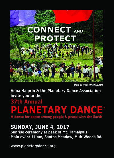 2017 Planetary Dance with Anna Halprin