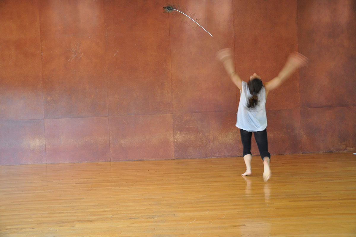 Bay Area Dance Week - Tamalpa Dances with Joy Cosculluela